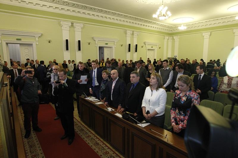 Депутатам міськради пропонували по 60 тисяч доларів за «пакетне голосування» по замам та секретарю - нардеп