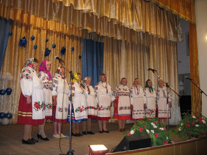 На Чернігівщини три самодіяльні колективи отримали почесне звання