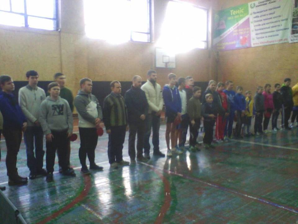 Тенісисти з обмеженими можливостями змагалися у Чернігові