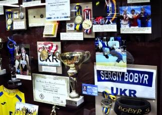 Відомі чернігівські спортсмени мають свою постійну експозицію в історичному музеї