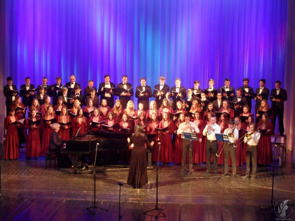 Чернігівський хор отримав «срібло» на Всеукраїнському конкурсі
