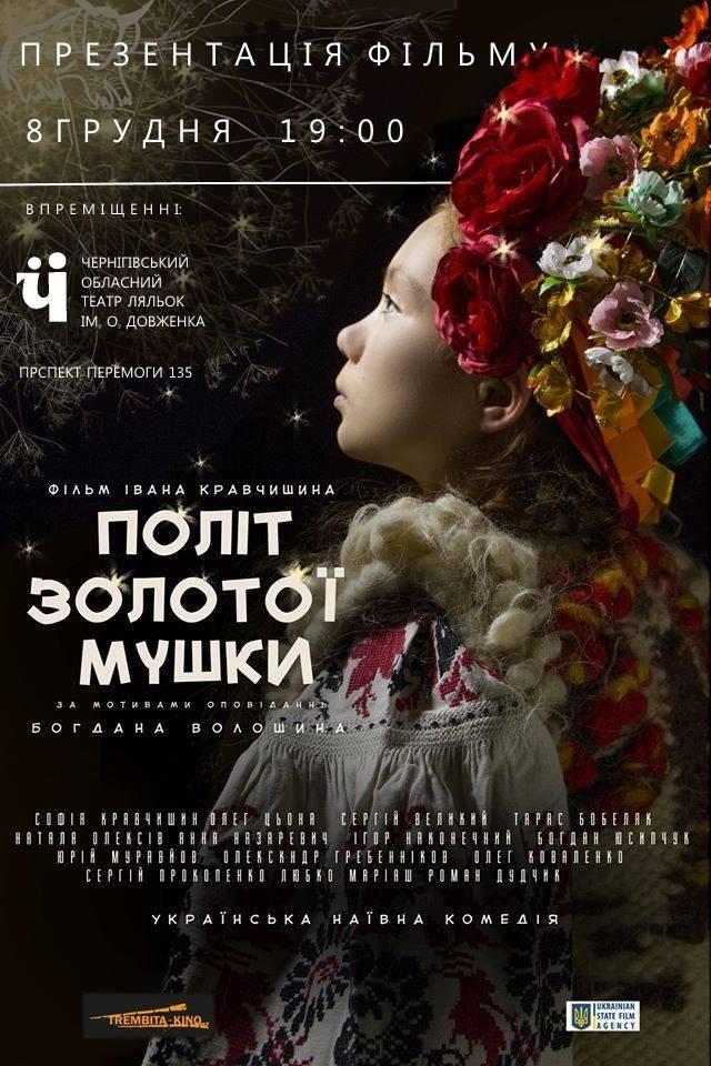 Чернігівський театр ляльок на день стане кінотеатром