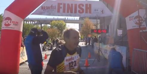 64-річний ніжинець забрав срібло на марафоні у Сполучених Штатах