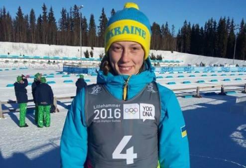Чернігівська біатлоністка здобула швейцарське «срібло»