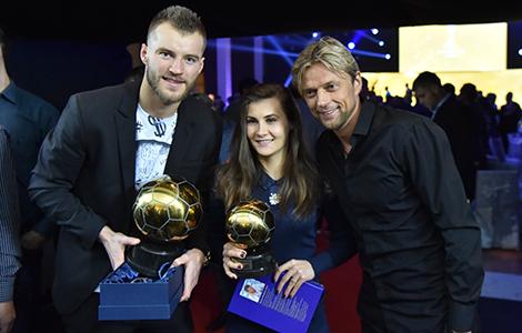Андрій Ярмоленко став найкращим футболістом року