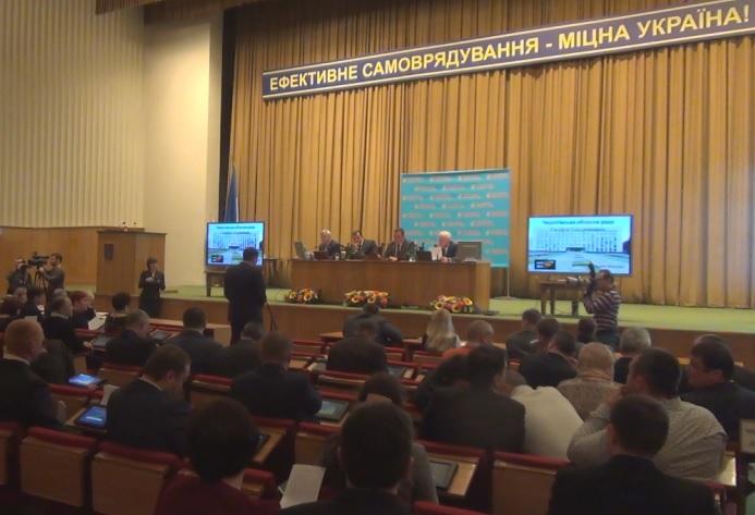 Дірка в бюджеті Чернігівщини на 2017 рік виросла вдвічі
