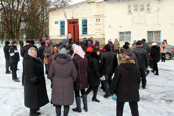 На Чернігівщині об'єднаються три села з різних районів
