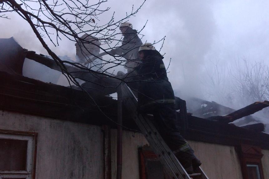 Не дочекалась свята: у власному будинку згоріла бабуся