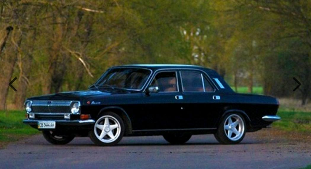 Прилучанин створив дивоавтомобіль, «схрестивши» BMW та Волгу