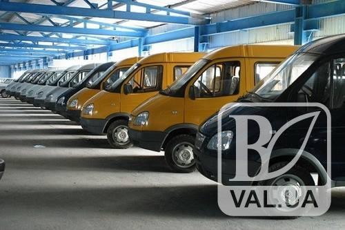 Зміни в транспортній мережі Чернігова перенесли на 4 дні
