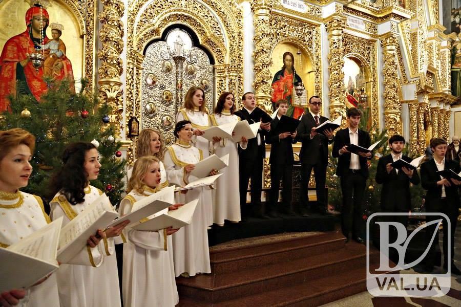 Чернігівський хор співатиме у Лаврі