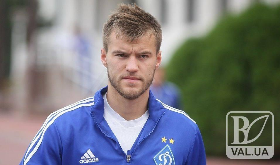 «Динамо» хоче виручити за Ярмоленка 22 мільйони євро