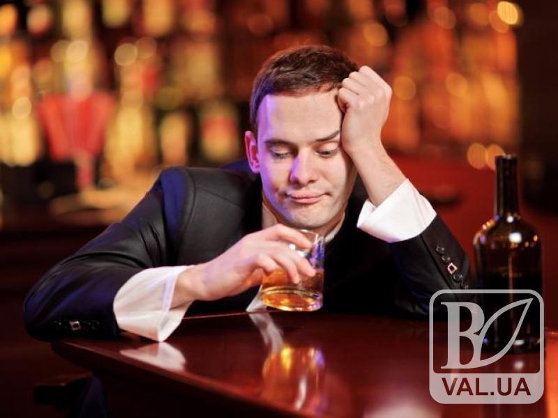 Чернігівець «сховався» від поліції у барі
