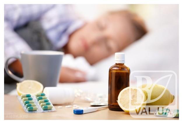 На Черниговщине с начала года грипп «свалил с ног» около 8 тысяч человек, среди них дети и беременные