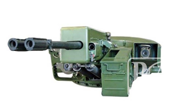 Чернігівські конструктори удосконалили бойовий модуль