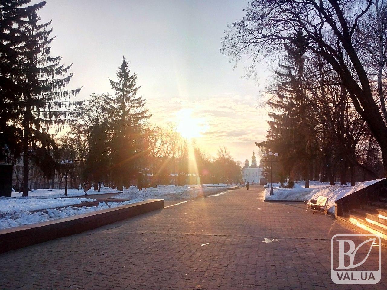 На Чернігівщину поспішає весна