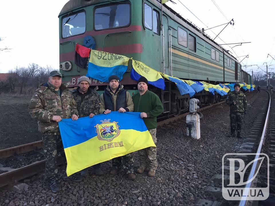 В результаті розгону блокадників на Донбасі пропав зв'язок із трьома депутатами з Ніжина