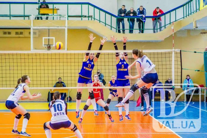 Чернігівський «Педуніверситет-ШВСМ» поступається у останньому матчі регулярки. ФОТО
