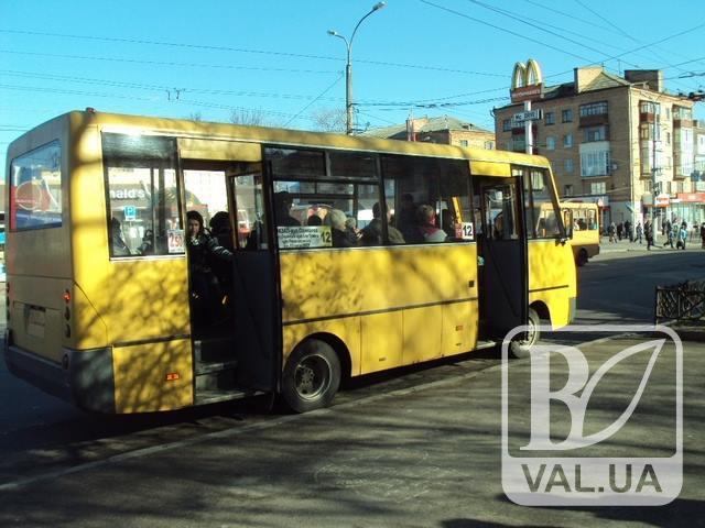 У Чернігові студенти-практиканти вивчають пасажиропотік у громадському транспорті