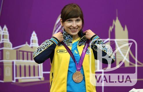 Чернігівка Олена Костевич – найкраща спортсменка березня в Україні
