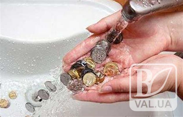 У Чернігові дорожчає холодна вода для тих, хто не має лічильників