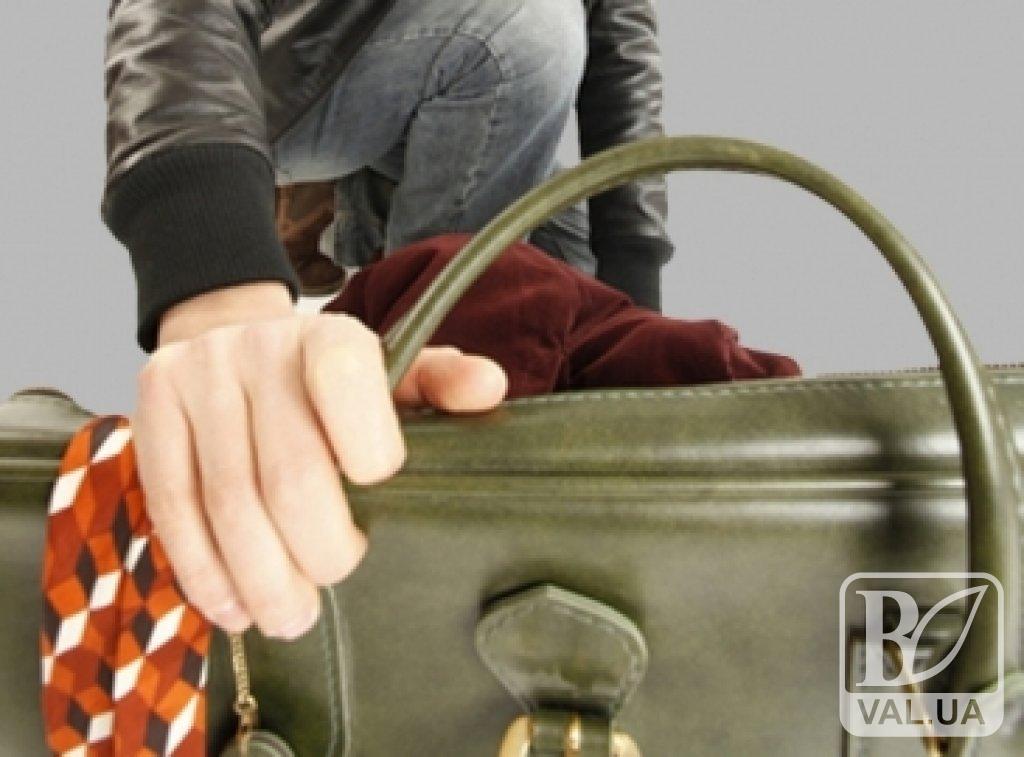 Раніше судимий чернігівець викрав сумку з лікарняної палати із солідною сумою