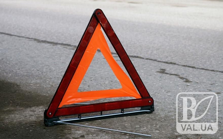 На Чернігівщині у ДТП постраждав 16-річний пішохід