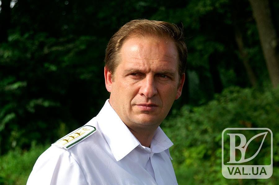 У лесоводов Черниговщины новый руководитель