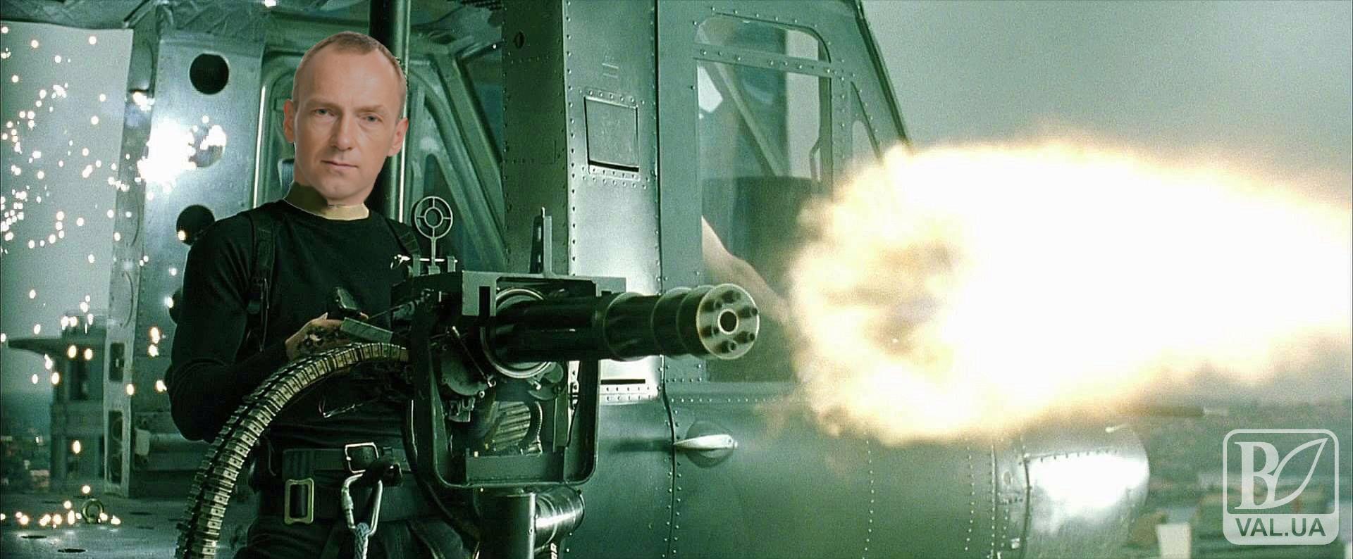 Гумор або дикість: чернігівці про ініціативу Атрошенка з відстрілу чиновників. ВІДЕО