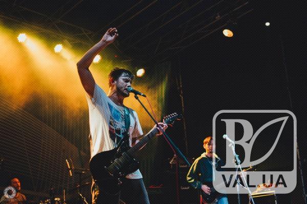 Чернігівський гурт виступатиме на всеукраїнському рок-фестивалі