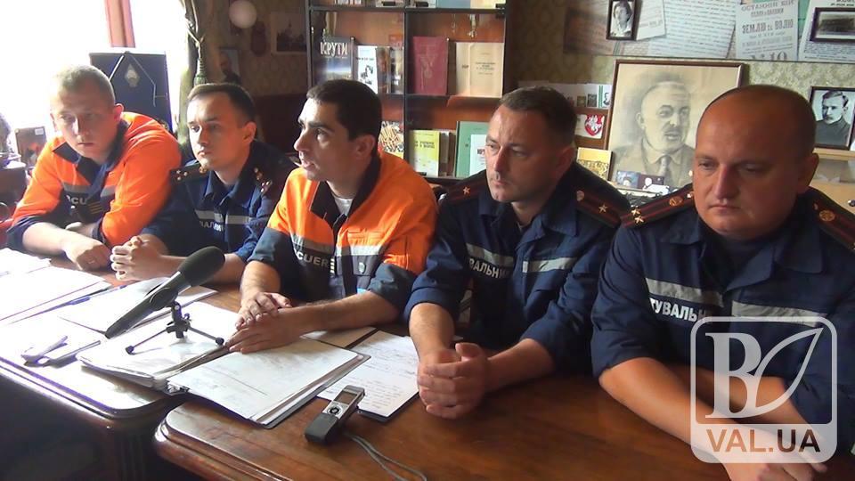 Врятувати пожежних: чернігівські рятувальники вимагають змінити керівництво через корупцію. ВІДЕО