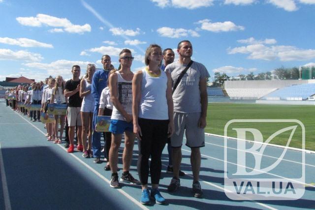 Чернігівські легкоатлети повернулись з медалями з чемпіонату України