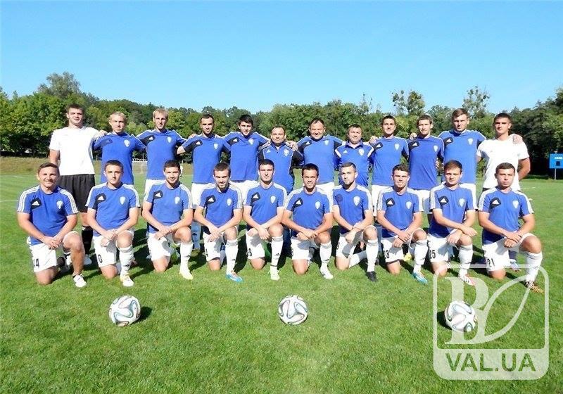 Стало відомо, з ким чернігівська «Десна» зіграє в Кубку України