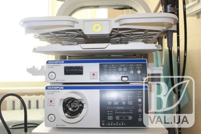 Обласна лікарня – з новим діагностичним обладнанням