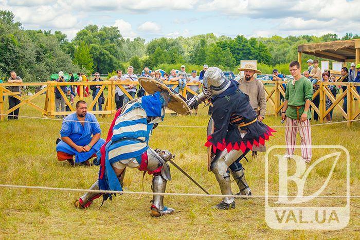 У Чернігові билися «Сіверські вікінги». ФОТОрепортаж
