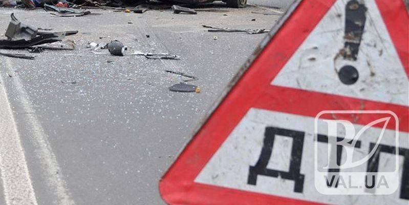На вихідних у ДТП на Чернігівщині постраждало 4 осіб