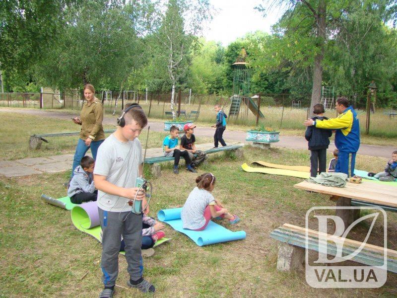 На Чернігівщині відбувся фестиваль радіоаматорів