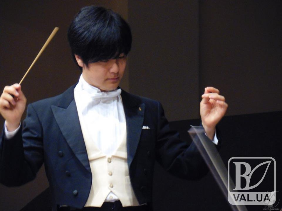 У Чернігові грали класику японські музиканти