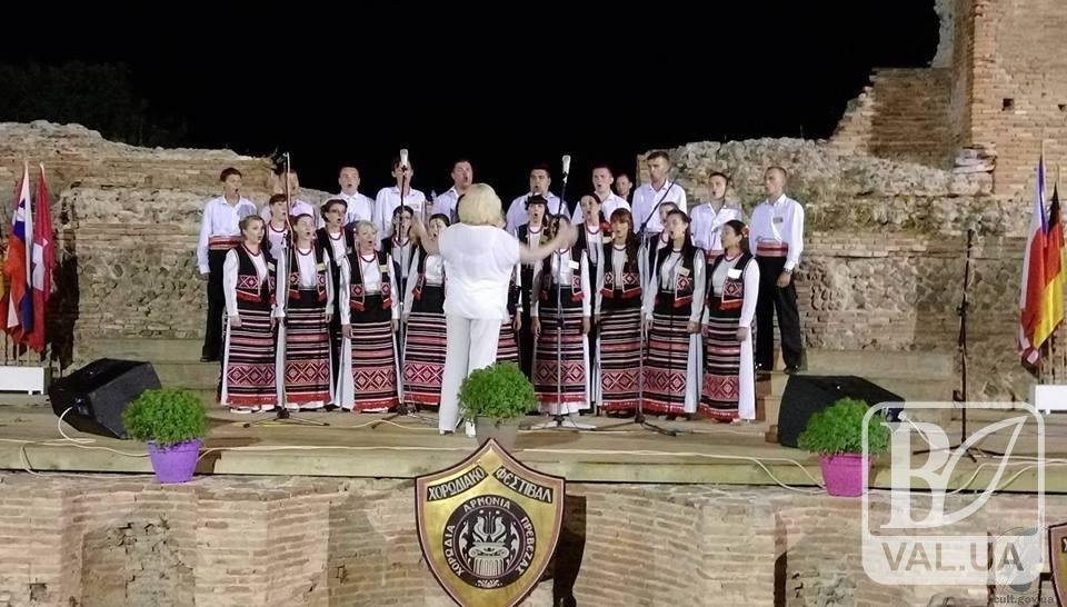 Ніжинський хор привіз з Греції «золото»