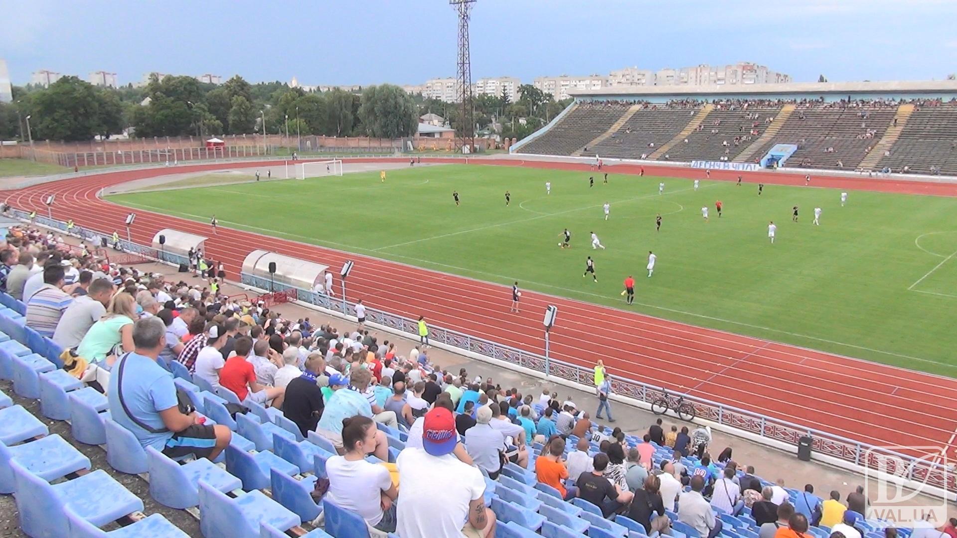 Чернігівська «Десна» неперевершено зіграла проти «Балкан» на рідному стадіоні. ВІДЕО