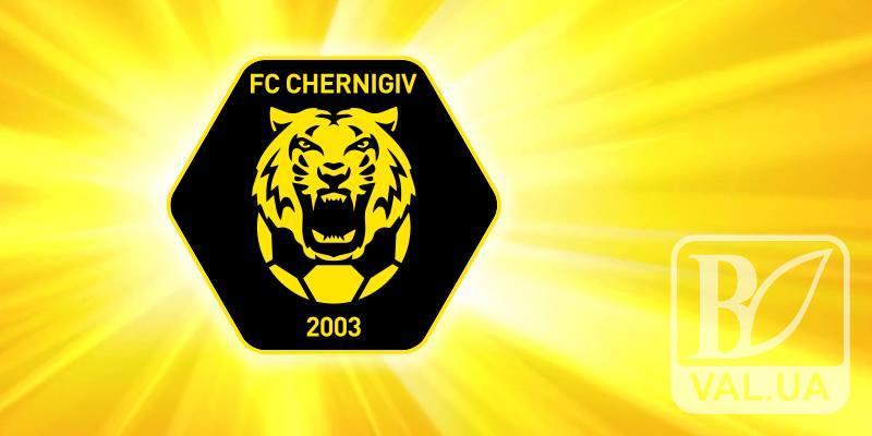 У Чернігові з'явилися «тигри». ФОТО