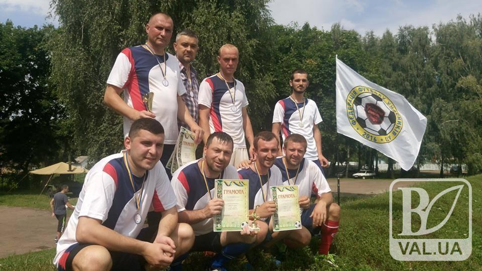 «Кубок героїв АТО» дістався борзнянцям. ФОТО