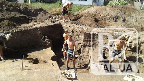 На Чернігівщині почали розкопувати Гетьманську столицю