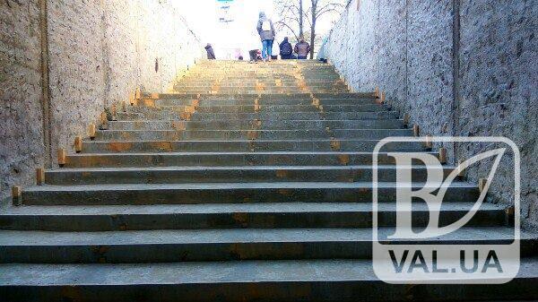 У Чернігові обібрали ремонтників підземки на «Україні»