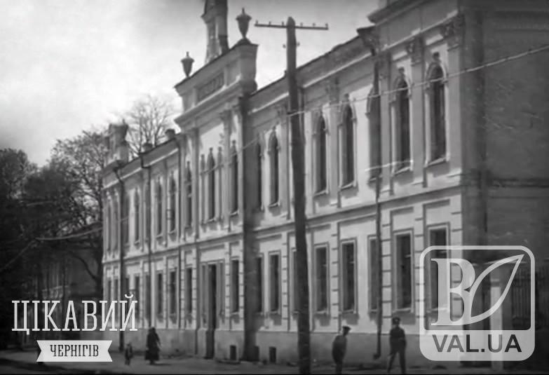 113 років на «варті» закону: історія будівлі Окружного суду у Чернігові