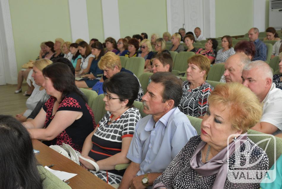 У школах Чернігова готуються приймати й дітей з особливими потребами