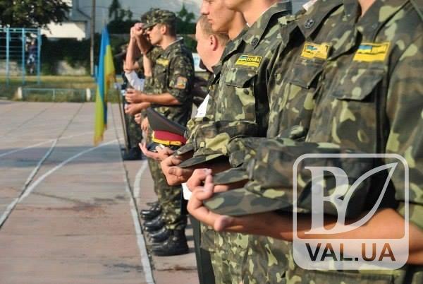 Випускники військових кафедр з Чернігівщини – в армії: де і як проходить їхня служба?