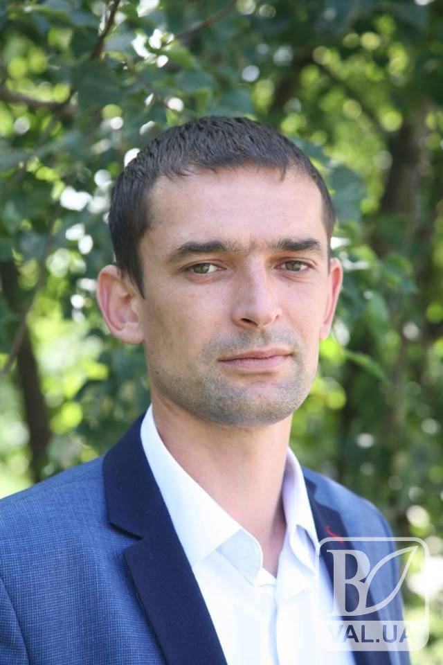 У Остерських лісівників з`явився молодий директор