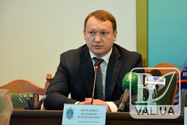 Депутати облради завалили звіт прокурора Чернігівщини