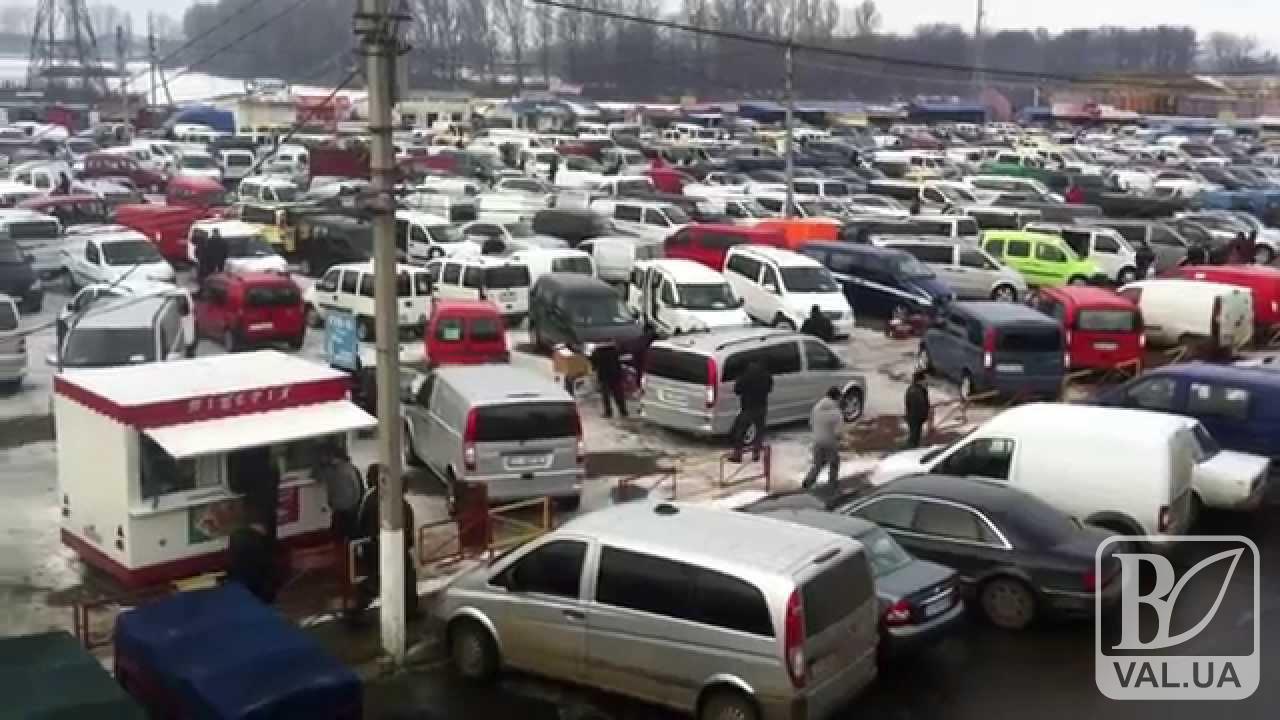 На підтримку водіїв: Чернігівська обласна рада звернулася до керівництва держави